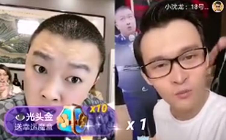 马洪涛pk小沈龙,欲破五亿分记录!
