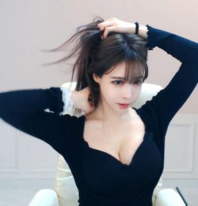 企鹅电竞韩国美女主播赵世熙Angela性感清纯写真照片(二)7